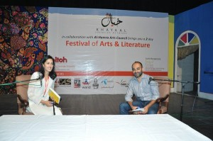 Mohsin_Hamid_in_conversation_with_Mira_Sethi