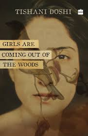 Girls are Coming out of the Woods book cover. Courtesy HarperCollins India.