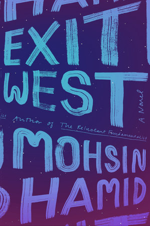 Exit West book cover (Penguin RandomHouse India)