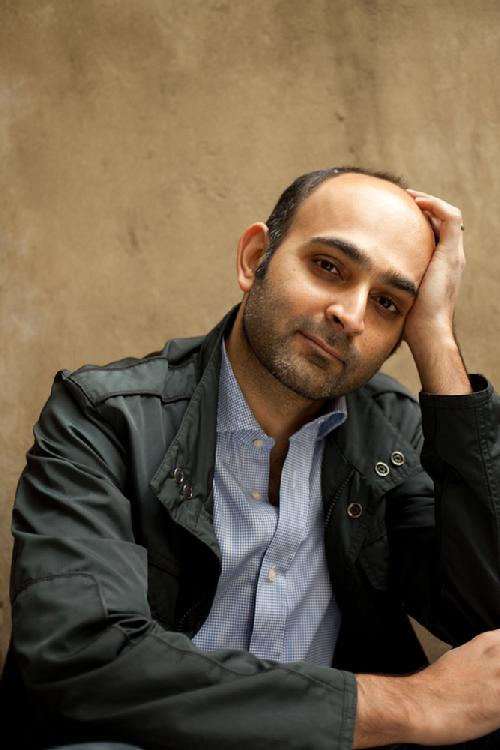 Mohsin Hamid (Photo by Jillian Edelstein from mohsinhamid.com)