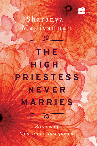 The High Priestess Never Marries book cover. Courtesy HarperCollins India