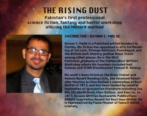 The Rising Dust Instructor - Click to View