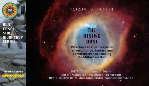 The Rising Dust poster - Click to View