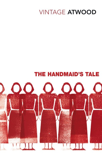 The Handmaid's Tale book cover (Courtesy: Vintage Classics)