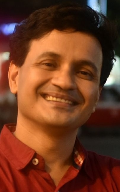 Saikat Majumdar, author The Firebird (2017) and Silverfish (2007),